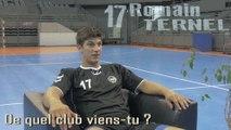 Interview Romain TERNEL, nouveau joueur du FENIX Toulouse Handball