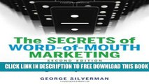 Collection Book The Secrets of Word-of-Mouth Marketing: How to Trigger Exponential Sales Through