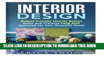 [PDF] Interior Design: Budget-Friendly Interior Design Ideas and Projects Feng Shui Approved for