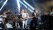 Edward Sharpe & The Magnetic Zeros - Instant Karma (John Lennon Cover) Live @ Rock En Seine