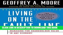 Collection Book Living on the Fault Line: Managing for Shareholder Value in Any Economy