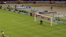 La légende René Higuita - Coup du scorpion - Angleterre v Colombie 1995