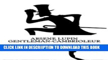 [PDF] Arsene Lupin Gentleman-Cambrioleur (French Edition) Popular Online