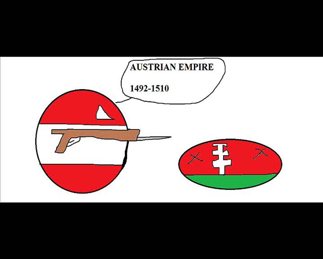 Austrian empire and Austrian Leauge 200 followers special