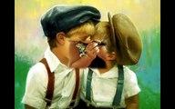 Gardons notre âme et notre amour d'enfant
