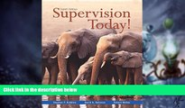 Must Have PDF  Supervision Today! (8th Edition)  Best Seller Books Best Seller
