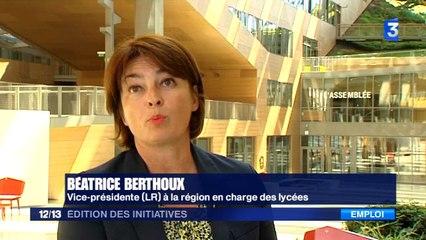 France 3 - Édition des initiatives - 29 août 2016