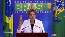Brésil : devant le Sénat, plaidoyer de la dernière chance pour Rousseff