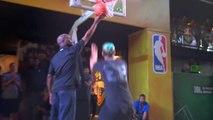 Ses dunks épatent les anciennes stars de la NBA