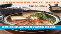 [PDF] Japanese Hot Pots: Comforting One-Pot Meals Full Online