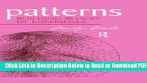 [Get] Patterns: Building Blocks of Experience Popular Online