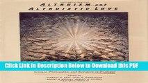 [PDF] Altruism   Altruistic Love: Science, Philosophy   Religion in Dialogue Ebook Free