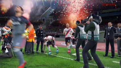 Pro Evolution Soccer 2017 : Annonce des clubs argentins