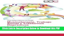 [PDF] Musicoterapia, Trabajo Social y Trastornos Depresivos: Fundamentos, Conceptos y Métodos
