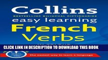 [PDF] Collins Easy Learning French Verbs: With Free Verb Wheel (Second Edition) Popular Online
