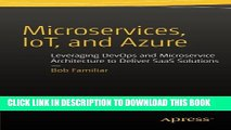 PDF] Microservices IoT and Azure: Leveraging DevOps and