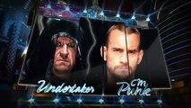 WWE Wrestlemania 29 Undertaker Vs Cm Punk