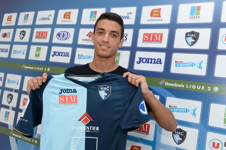 Taher Mohamed prêté au HAC : ses premières impressions