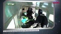Un Américain fait une chute libre de 7 600 mètres sans parachute