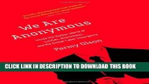 [PDF] We Are Anonymous: Inside the Hacker World of LulzSec, Anonymous, and the Global Cyber
