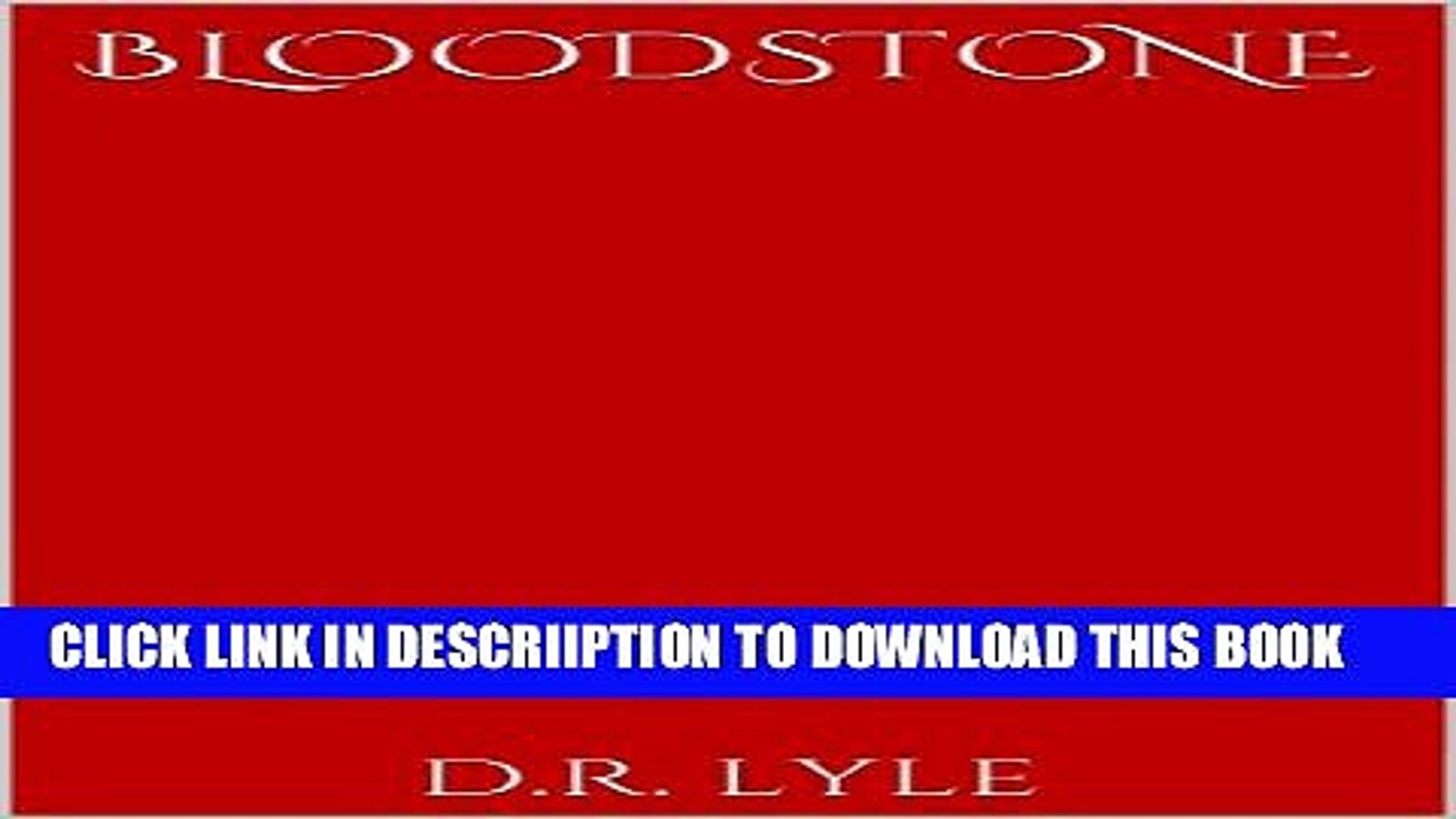 [New] Bloodstone: A Fairy Tale for Grown-ups, Lillianna Saga: Book One Exclusive Online