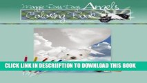 [PDF] Maggie Ross Dogs ANGELS Coloring Book: Wonderful Dog Art For You to Color (Maggie Ross