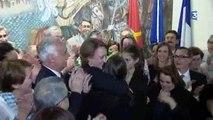 StéphanieGUIRAUD-CHAUMEIL a été largement élue maire d'ALBI en Mars 2014.