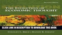[PDF] The Evolution of Economic Thought (with InfoTrac 1-Semester, Economic Applications Online