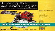 [Read PDF] Tuning the A-Series Engine: The Definitive Manual on Tuning for Performance or Economy