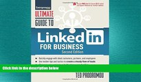 READ book  Ultimate Guide to LinkedIn for Business (Ultimate Series)  FREE BOOOK ONLINE