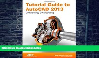 Big Deals  Tutorial Guide to AutoCAD 2013  Best Seller Books Most Wanted