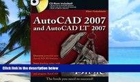 Big Deals  AutoCAD 2007 and AutoCAD LT 2007 Bible  Free Full Read Most Wanted