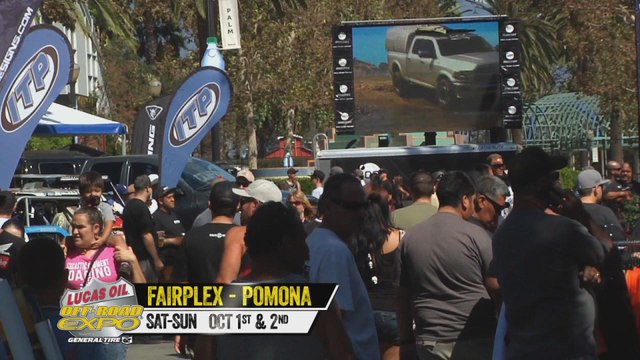 2016 Lucas Oil Off-Road Expo powered by General Tire