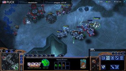 puCK n'a pas besoin du blink - StarCraft II