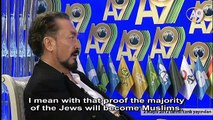 Adnan Oktar told the location of the Ark of the Covenant on air with Sean Stone, the son of Oliver Stone