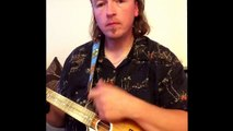 Bob Marley - Redemption Song - Cover On Ukulele - video