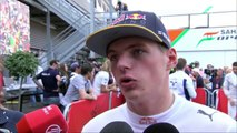 Sky Sports F1 Max Verstappen Post Race Interview (2016 Belgian Grand Prix)