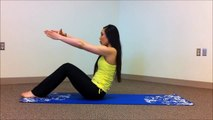 You ve Got Abs! Flat Abs Pilates Workout Challenge