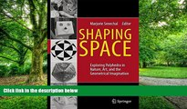 Big Deals  Shaping Space: Exploring Polyhedra in Nature, Art, and the Geometrical Imagination