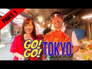 Ding Ding // GO!GO! TOKYO! (Part 1)