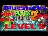 Plants vs Zombies 2 Level 5 Bluestacks PC Android Emulator