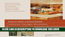 [PDF] How to Start a Home-Based Interior Design Business, 5th Popular Online