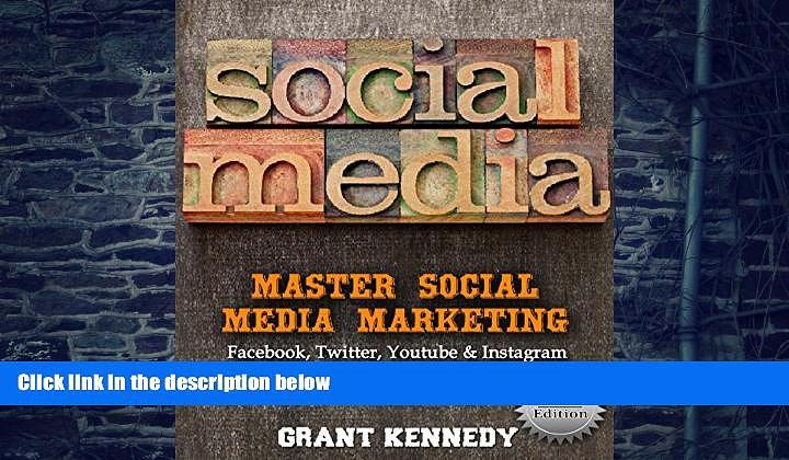 Big Deals  Social Media: Master Social Media Marketing – Facebook, Twitter, Youtube   Instagram