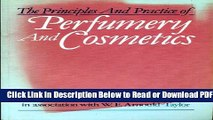 [Get] Principles and Practice of Perfumery and Cosmetics: The Scientific Background Popular New