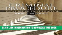 [PDF] Criminal Procedure: From First Contact to Appeal (5th Edition) Popular Online