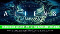 Collection Book Aliens: The Official Movie Novelization