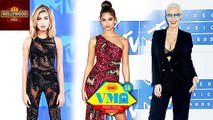 Best Dressed On The Red Carpet | MTV VMA 2016 | Hollywood Asia