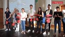 Rio 2016. Brest a célébré ses médaillés