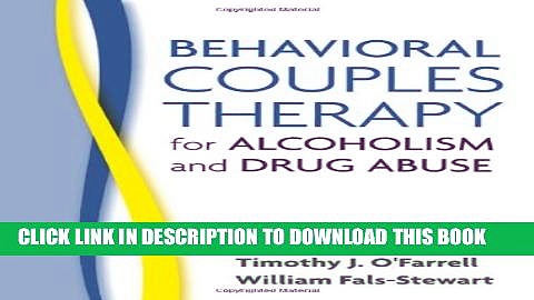 [PDF] Behavioral Couples Therapy for Alcoholism and Drug Abuse Popular Colection