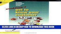 [PDF] Crisp: Retailing Smarts Series: Get to Know Your Customer, Workbook #1 (No. 1) Popular